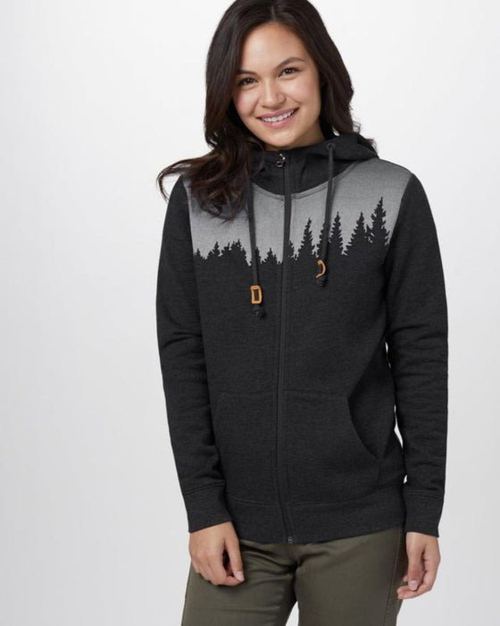 Tentree Juniper Ladies Zip Hoodie 2020