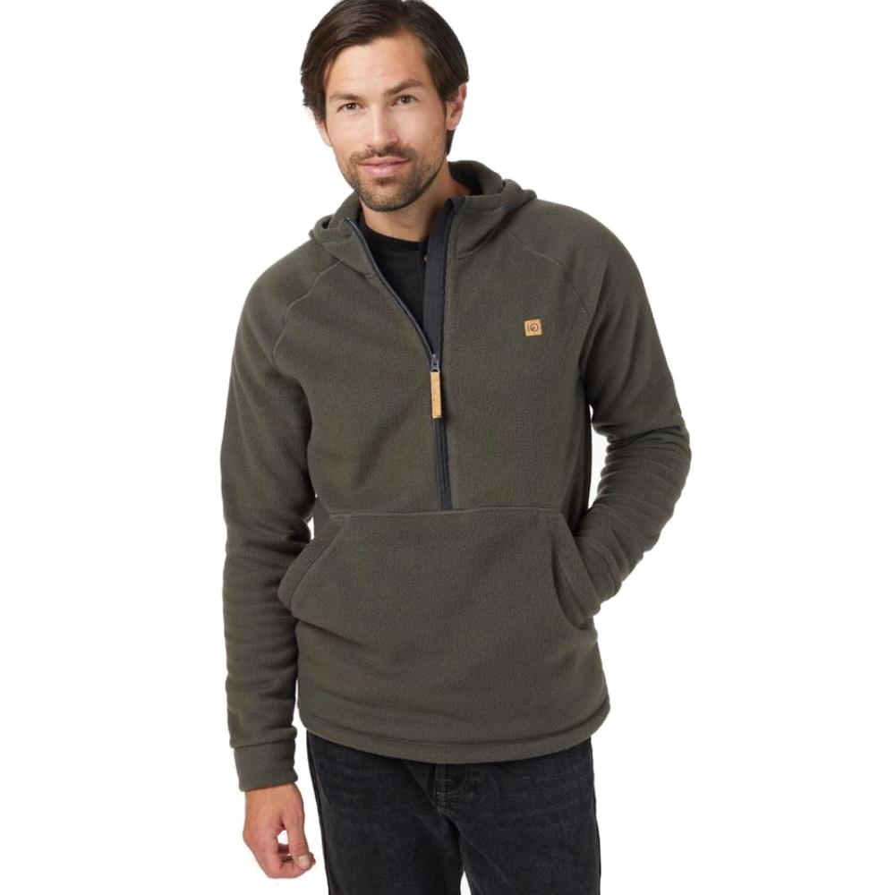 Tentree Kaluchha Mens Half Zip Fleece 2020