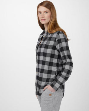 Tentree Lush Ladies Button Up Long Sleeve 2020