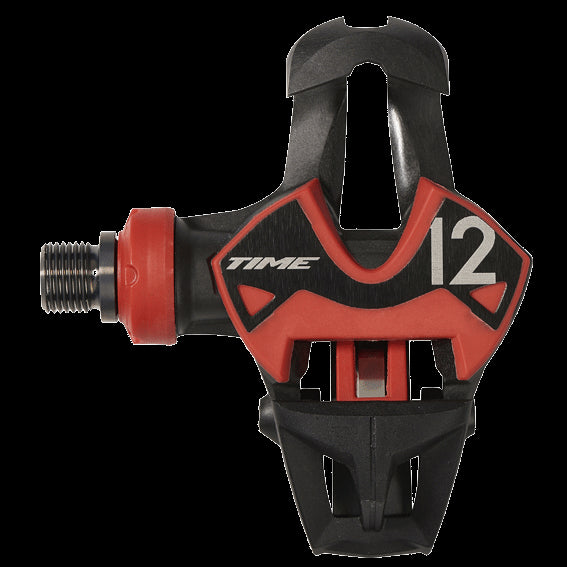 Time Xpresso 12 Pedals Red