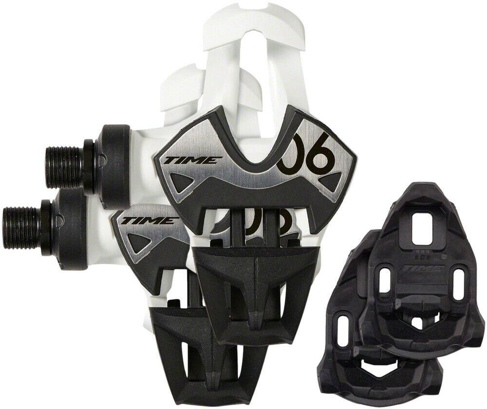 Time  Xpresso 6 Pedals White