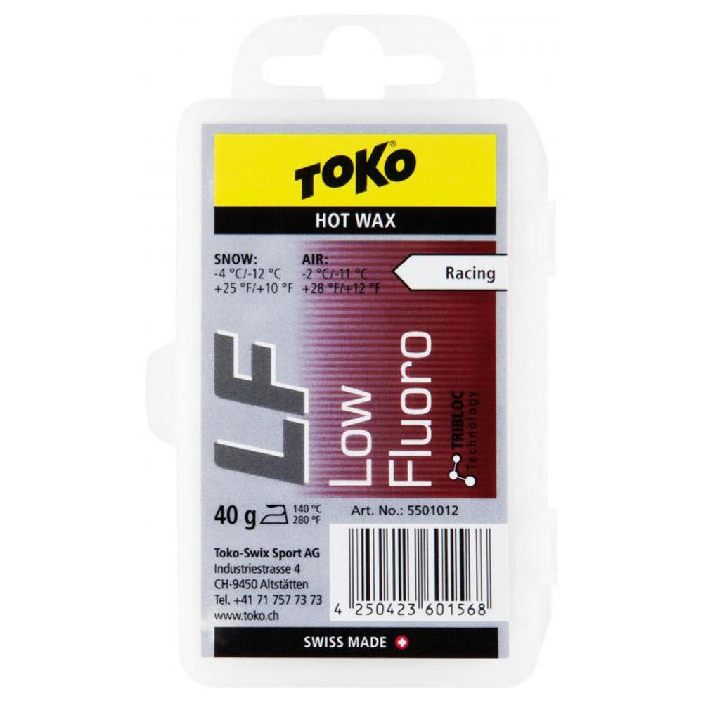 Toko Low Fluoro Hot Wax