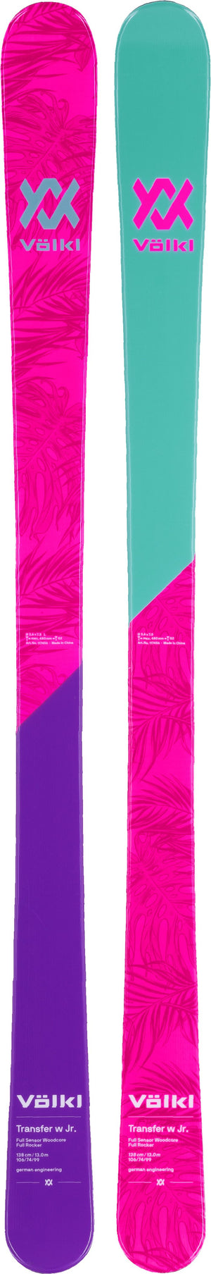 Volkl Transfer Junior Skis 2018