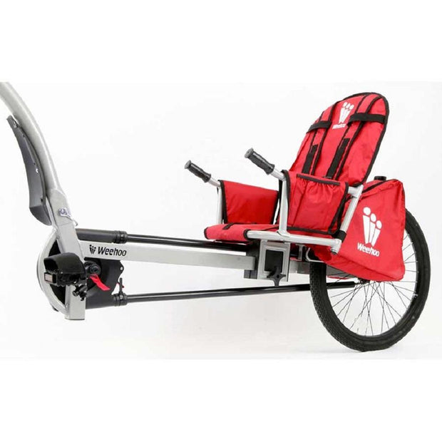 Weehoo, iGo Turbo, Seat Trailer