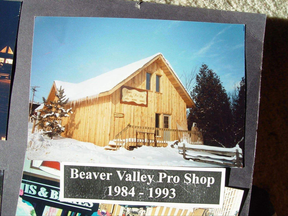 Vintage image of Beaver Valley Pro Shop