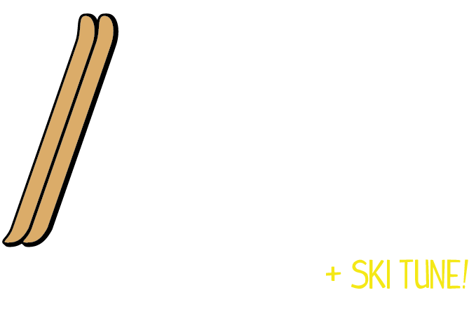 110-130cm $159.99 skis and bindings installed