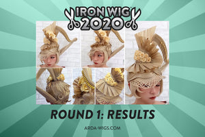 Iron Wig 2020 Round 1 Results