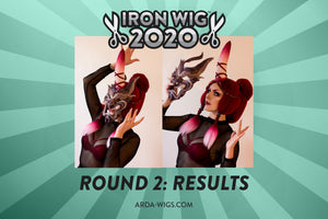 Iron Wig 2020: Round 2 Results