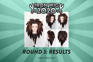 Iron Wig 2020 Round 3 Results