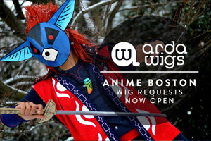Anime Boston 2019 Wig Requests