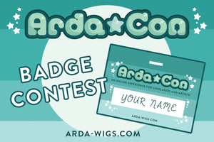 ArdaCon 2020 Badge Giveaway