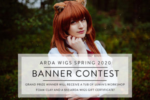 Represent Arda Wigs Banner Contest (Spring 2020)