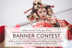 Represent Arda Wigs Banner Contest: Spring 2019