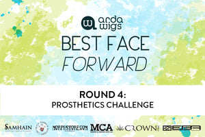 Arda's Best Face Forward 2017 Round 4: Prosthetics Challenge