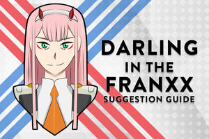 DARLING in the FRANXX Wig Suggestion Guide