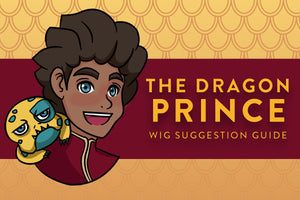 The Dragon Prince Wig Suggestion Guide
