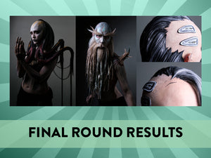 Iron Wig 2019 Final Round Results