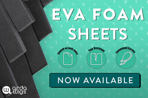 Lumin's Workshop EVA Foam Sheets
