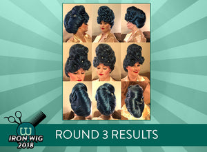 Iron Wig 2018 Round 3 Results