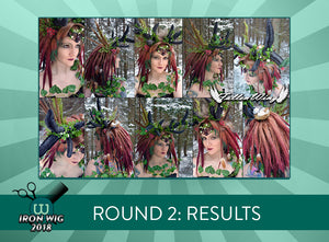 Iron Wig 2018 Round 2 Results