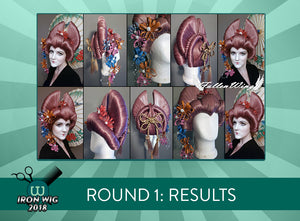 Iron Wig 2018 Round 1 Results