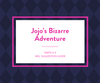 Wig Suggestion Guide: Jojo's Bizarre Adventure - Parts 4-5