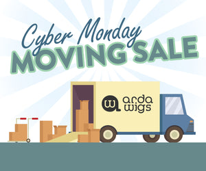 Cyber Monday Moving Sale