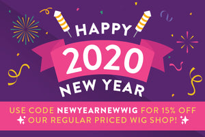 Arda Wigs New Year Sale 2020