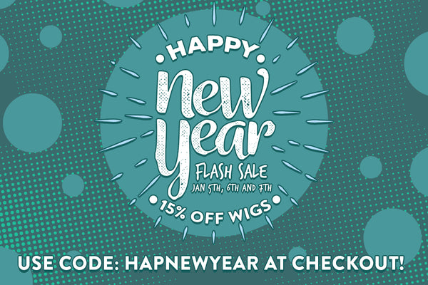 New Year, New Wiggu! Enjoy 15% off with this Flash Sale!