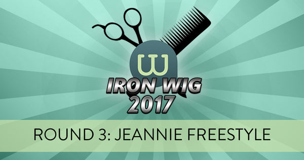 Iron Wig 2017 Round 3: Jeannie Freestyle