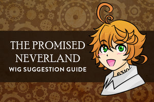 The Promised Neverland Wig Suggestion Guide