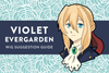 Violet Evergarden Wig Suggestion Guide