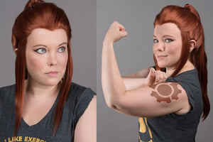 How to Style a Brigitte Wig