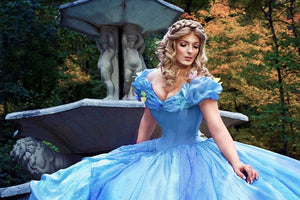 Disney's Cinderella Cosplay Wig Tutorial by J Hart Design
