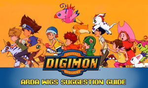 Wig Suggestions : Digimon Adventure 01