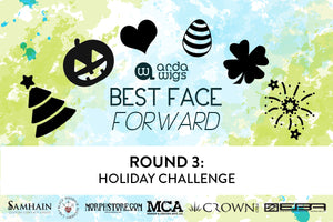 Arda's Best Face Forward 2017 Round 3: Holiday Challenge