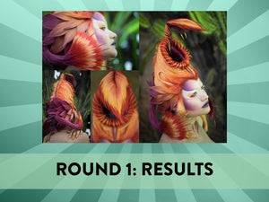 Iron Wig 2019 Round 1 Results