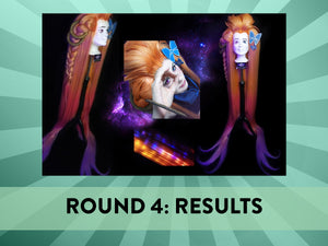Iron Wig 2019 Round 4 Results