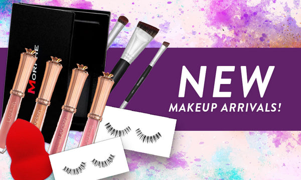 New Makeup Arrivals!