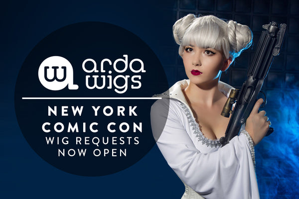 New York Comic Con Wig Requests!