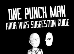 Wig Suggestions: One Punch Man