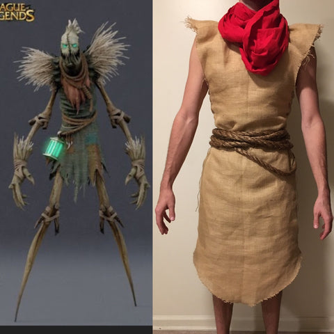 Fiddlesticks vs corset