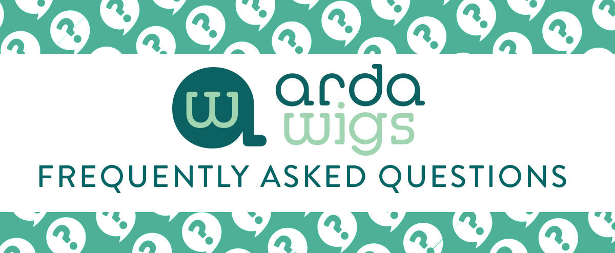 Frequently Asked Questions Arda Wigs Usa