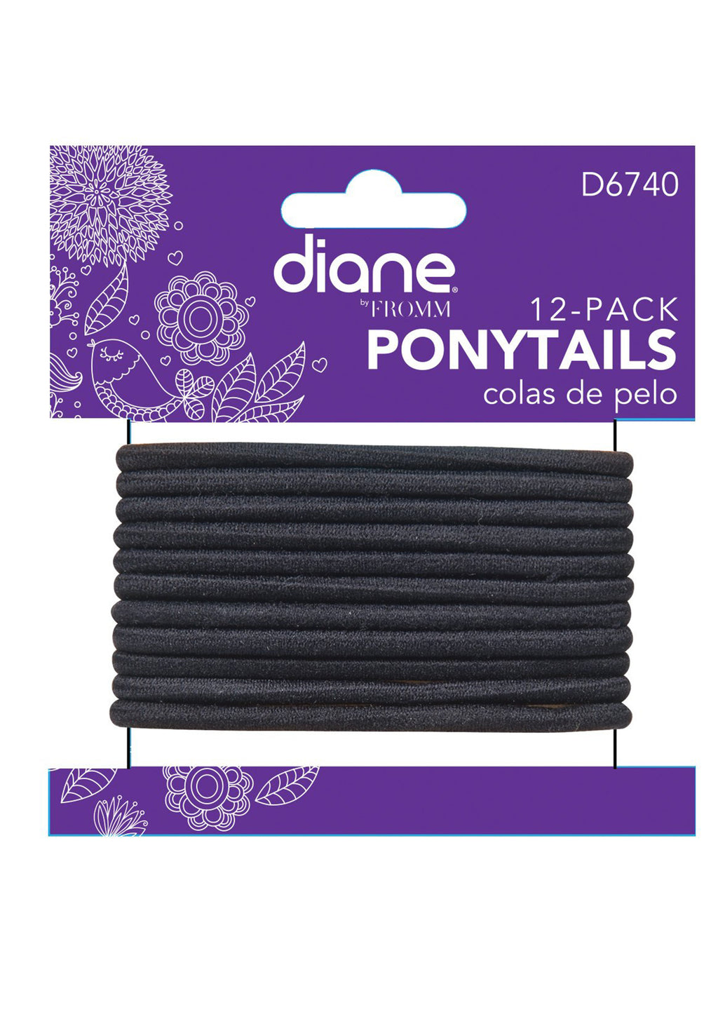 Ponytails and Hair Elastics