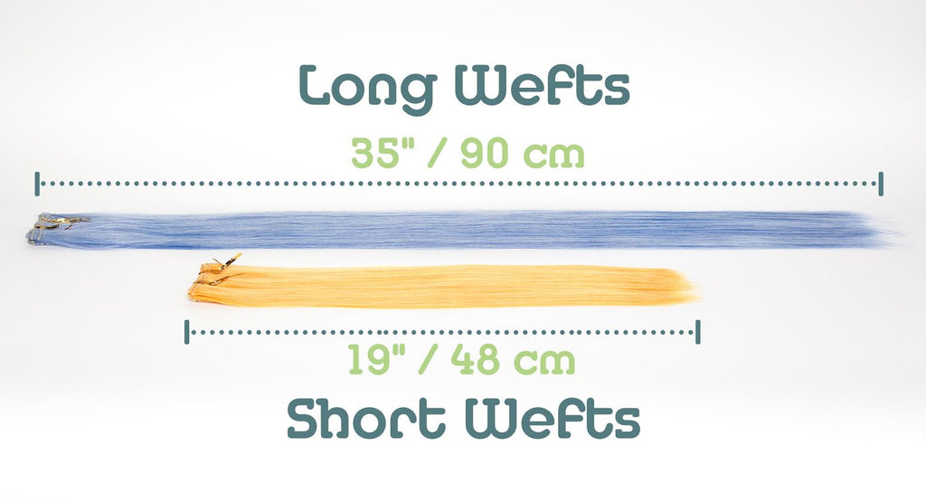 Weft Length Comparisons