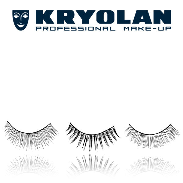 Kryolan Upper Eyelashes - TV Series