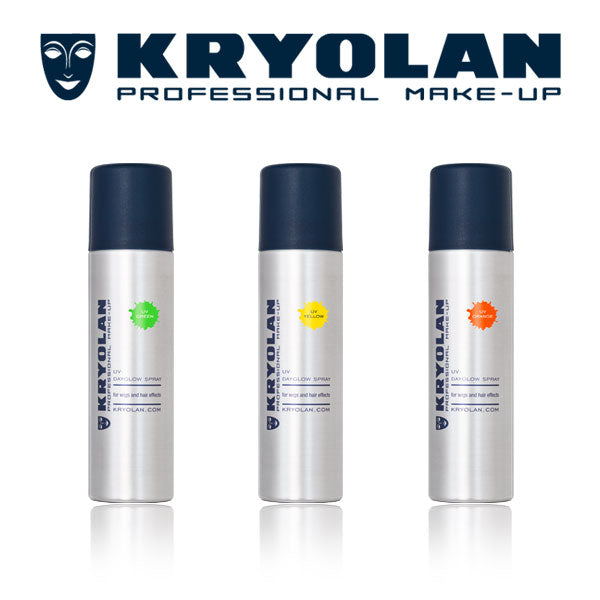 Kryolan UV DayGlo Spray