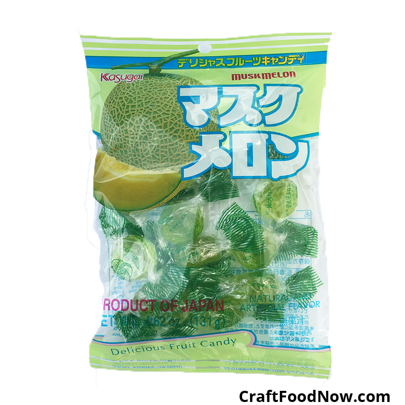 Kasugai Japanese Muskmelon Candies