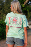 Texas Forever Mint - SS