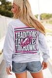 Traditions Tailgates Touchdowns - LS